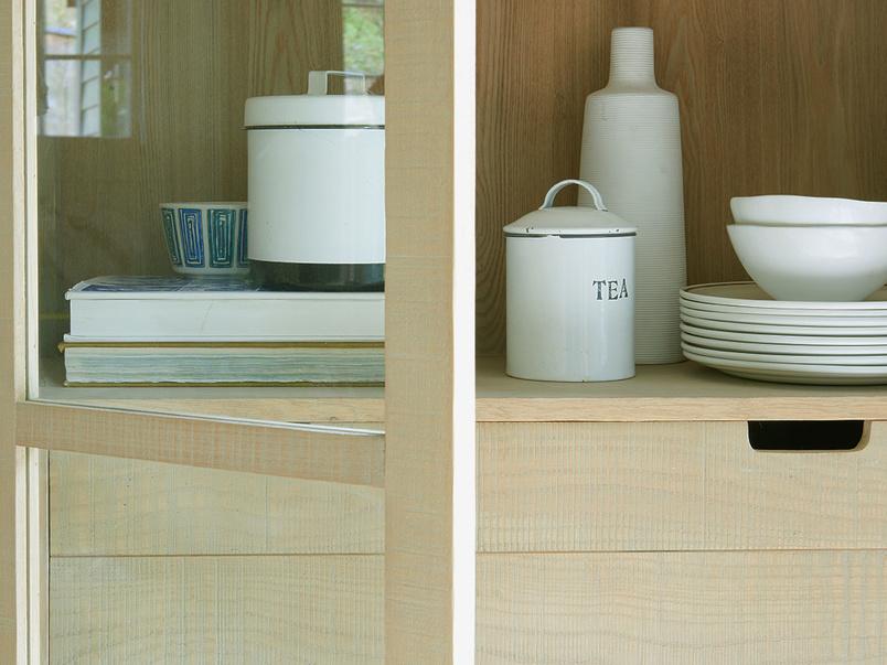 Super Kernal wooden larder cupboard
