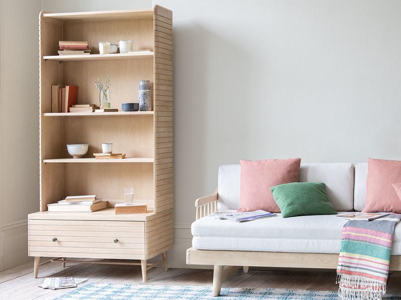 Big Bubba modular wooden shelving unit