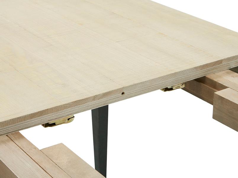 Kernel extending kitchen table inside detail