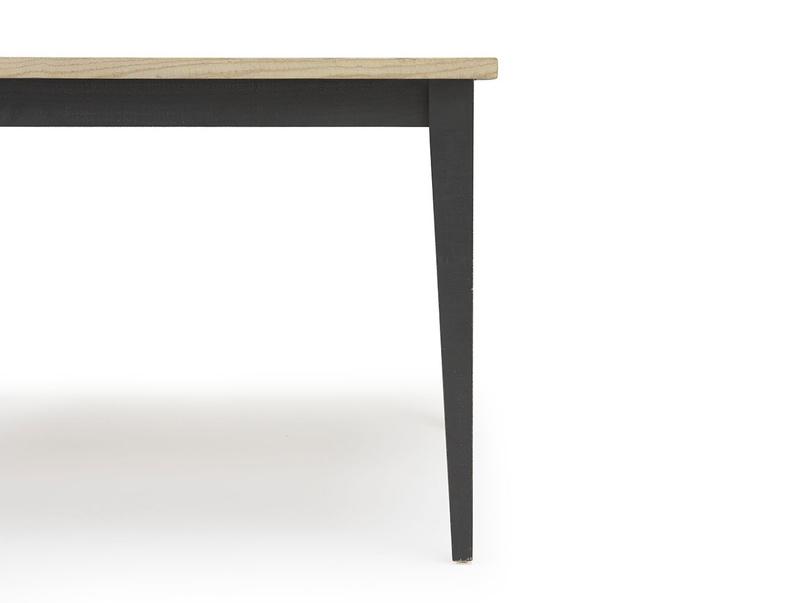 Kernel kitchen table leg detail