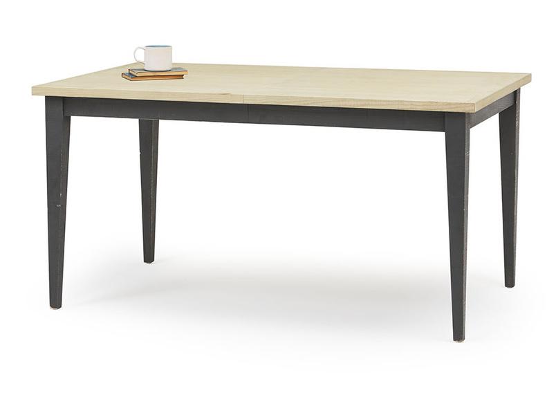 Kernel painted oak kitchen table