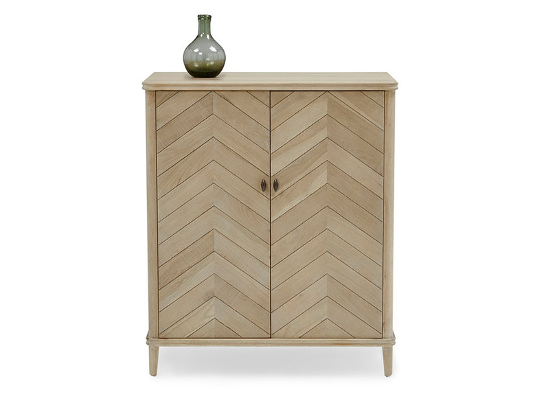 Bootleg wooden drinks cabinet