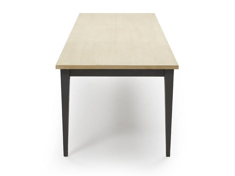 Kernel bandsawn oak kitchen dining table