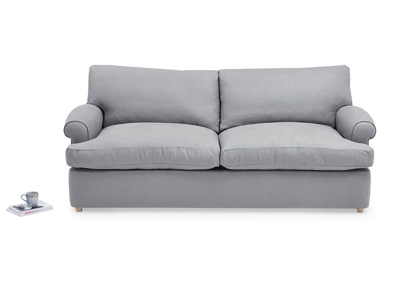 Slowcoach modern upholstered sofa bed
