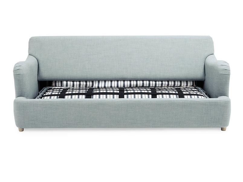 Jonsey squishy sofa bed inside detail