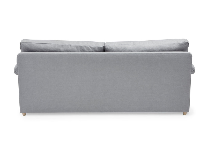 Slowcoach sofa bed back detail