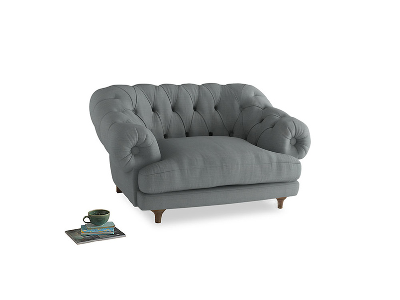 Bagsie Love Seat in Armadillo Clever Softie