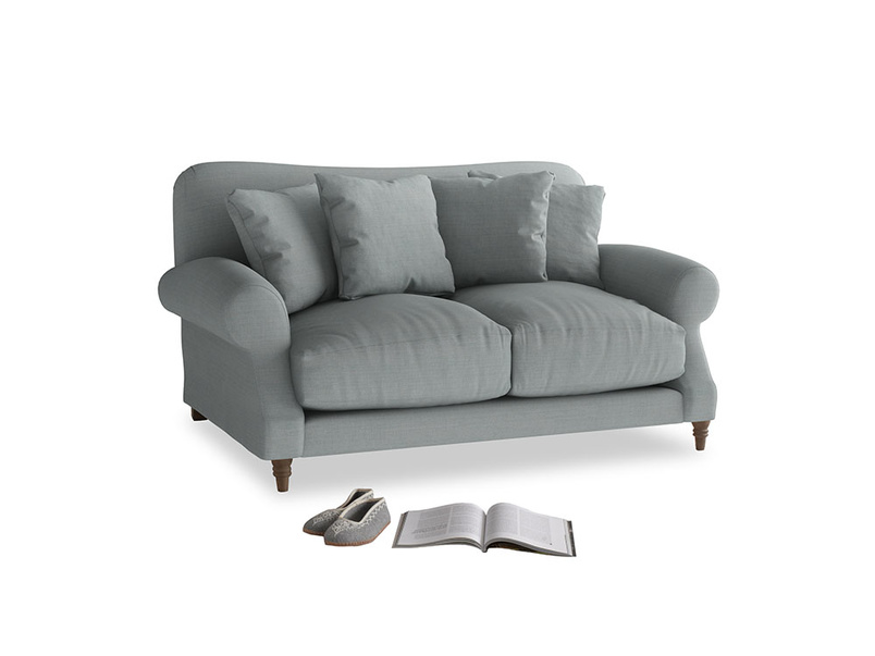 Small Crumpet Sofa in Armadillo Clever Softie
