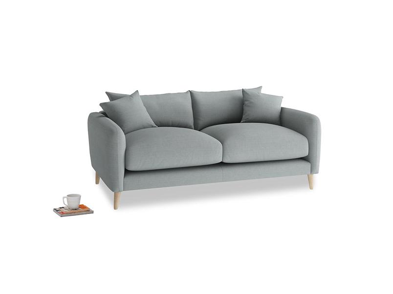 Small Squishmeister Sofa in Armadillo Clever Softie