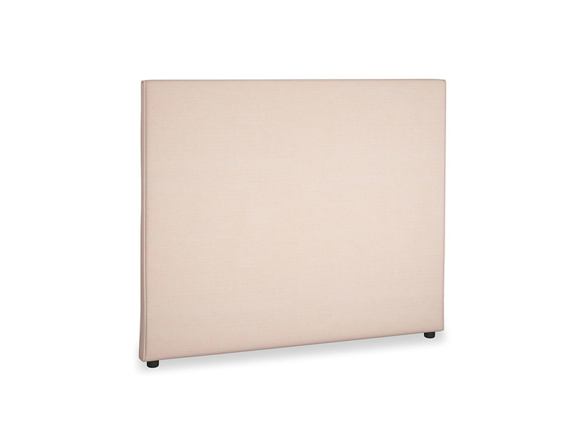 Double Piper Headboard in Pink clay Clever Softie
