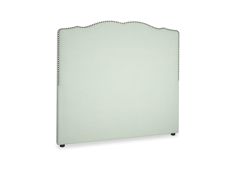 Double Marie Headboard in Soft Green Clever Softie