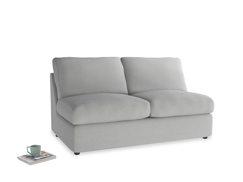 Chatnap Sofa Bed in Pewter Clever Softie