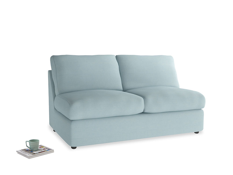Chatnap Sofa Bed in Powder Blue Clever Softie