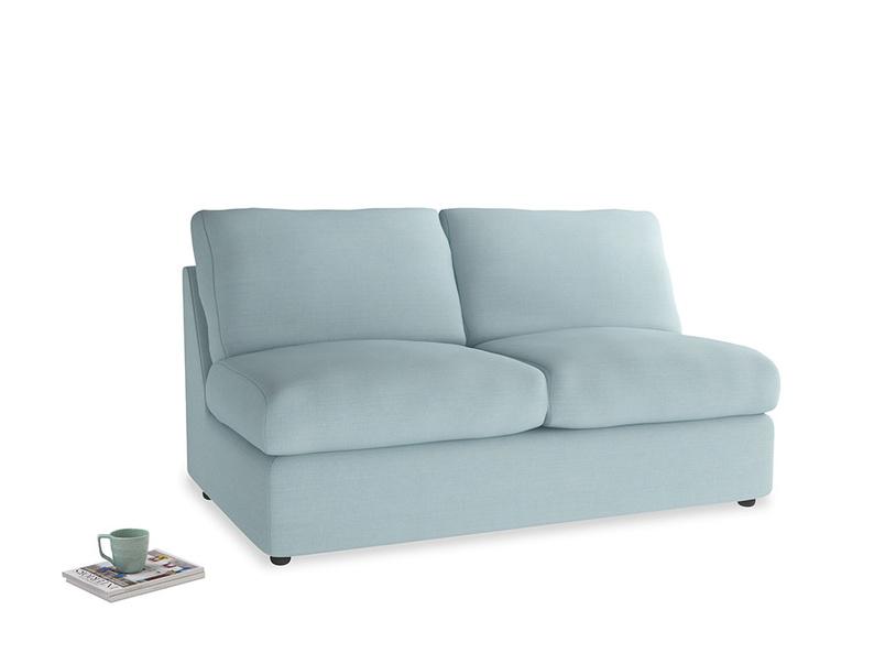 Chatnap Storage Sofa in Powder Blue Clever Softie