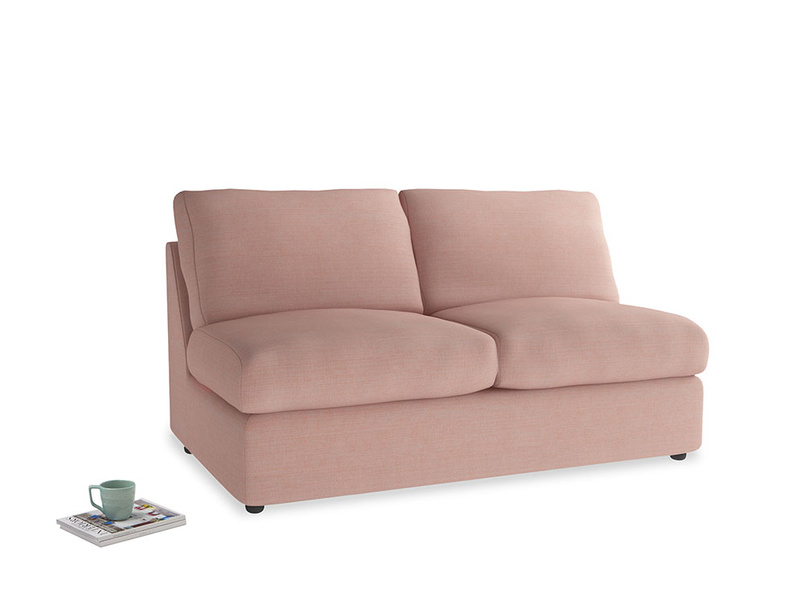 Chatnap Storage Sofa in Tuscan Pink Clever Softie
