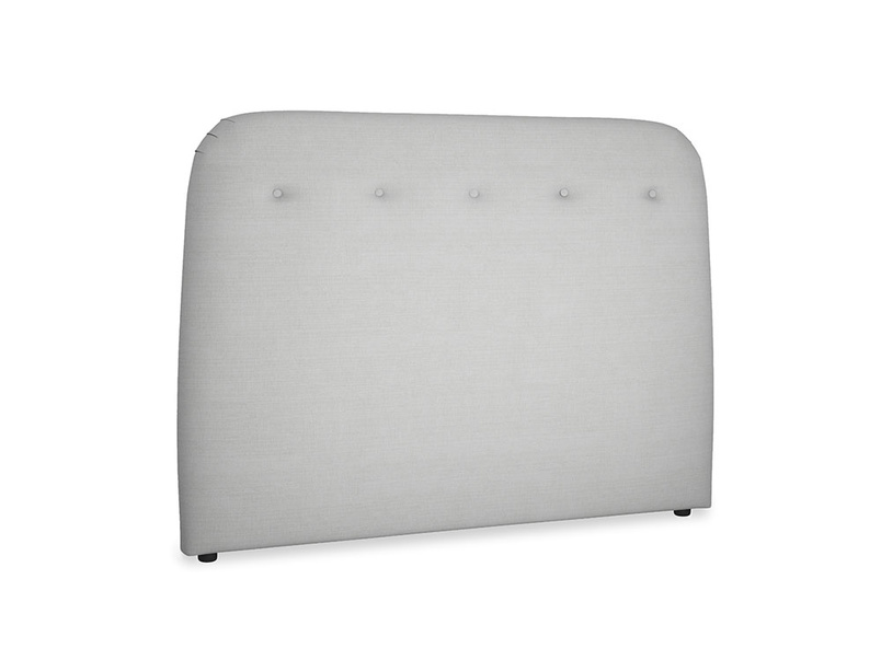 Double Napper Headboard in Pewter Clever Softie