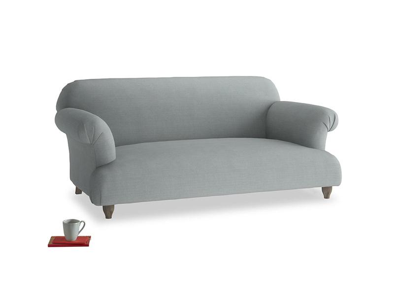 Medium Soufflé Sofa in Armadillo Clever Softie