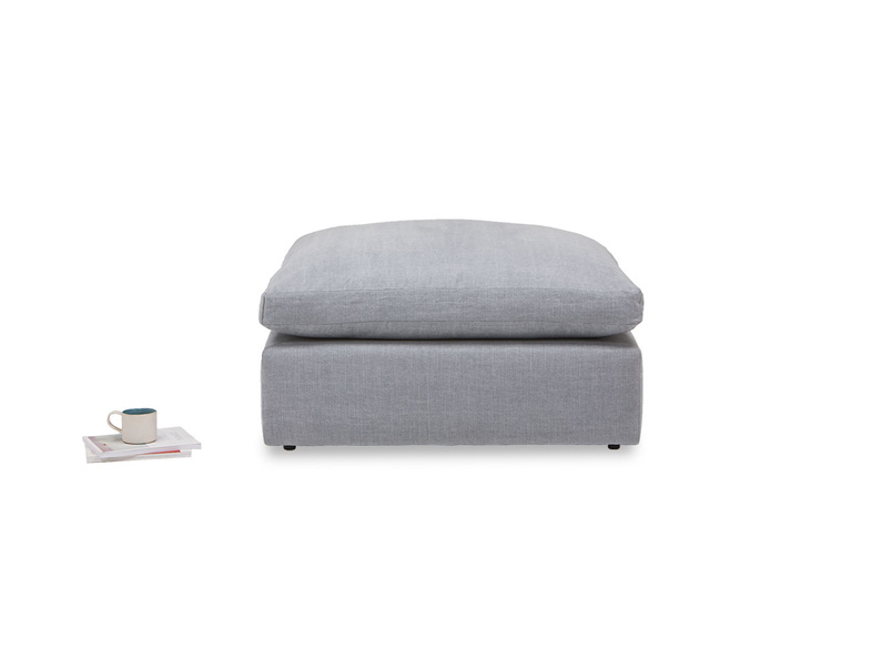 Cuddlemuffin sectional footstool