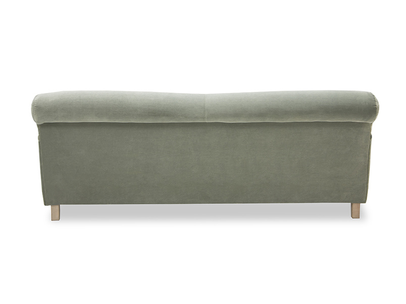 Pudding sofa back detail