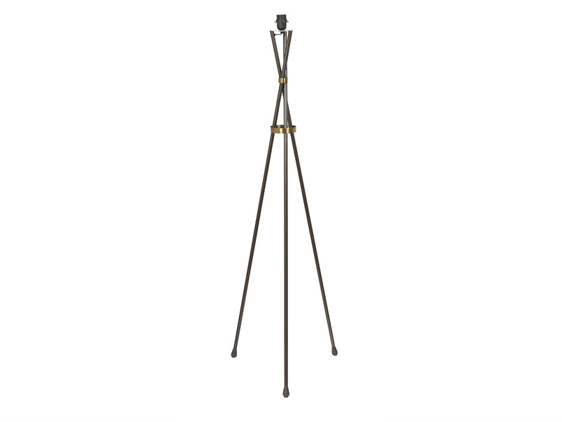 Hat Trick industrial floor lamp