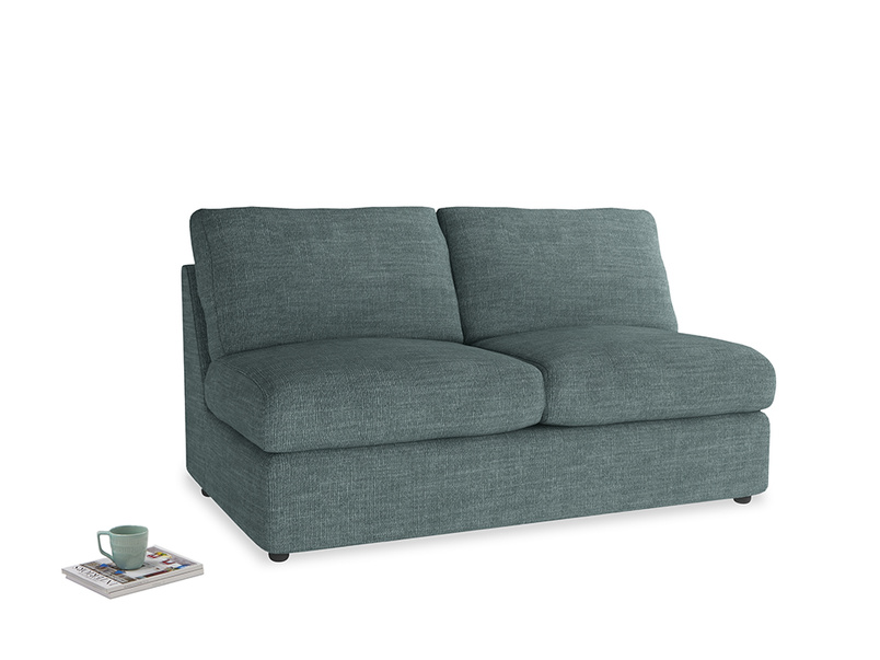 Chatnap Storage Sofa in Anchor Grey Clever Laundered Linen