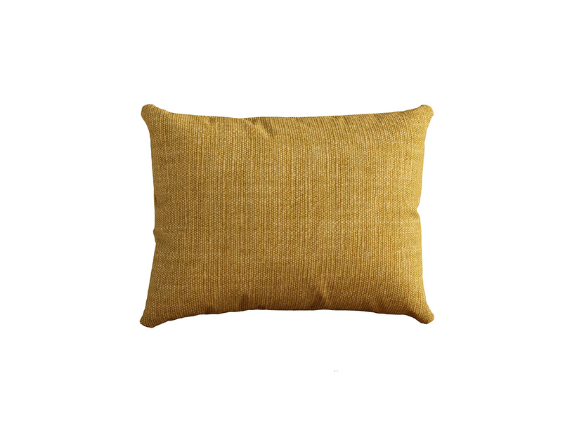 Stretch Scatter in Mellow Yellow Clever Laundered Linen