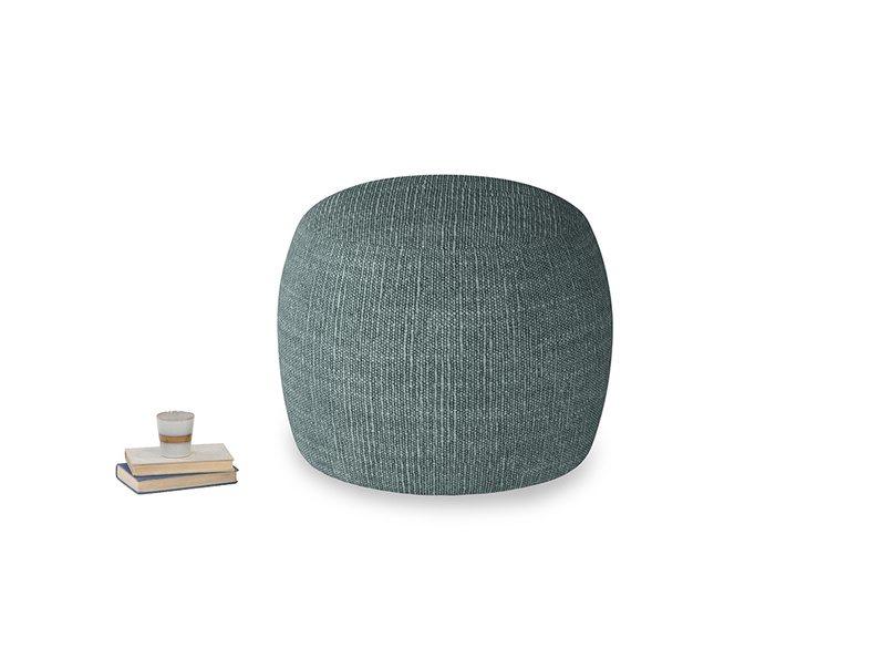 Little Cheese in Anchor Grey Clever Laundered Linen