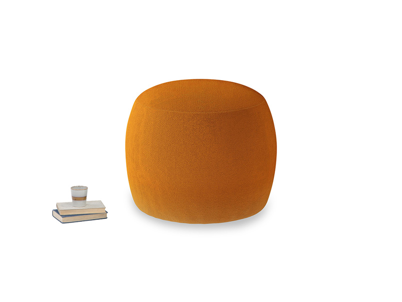 Little Cheese in Spiced Orange clever velvet