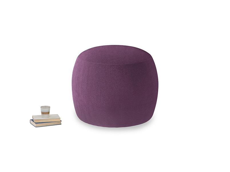 Little Cheese in Grape clever velvet
