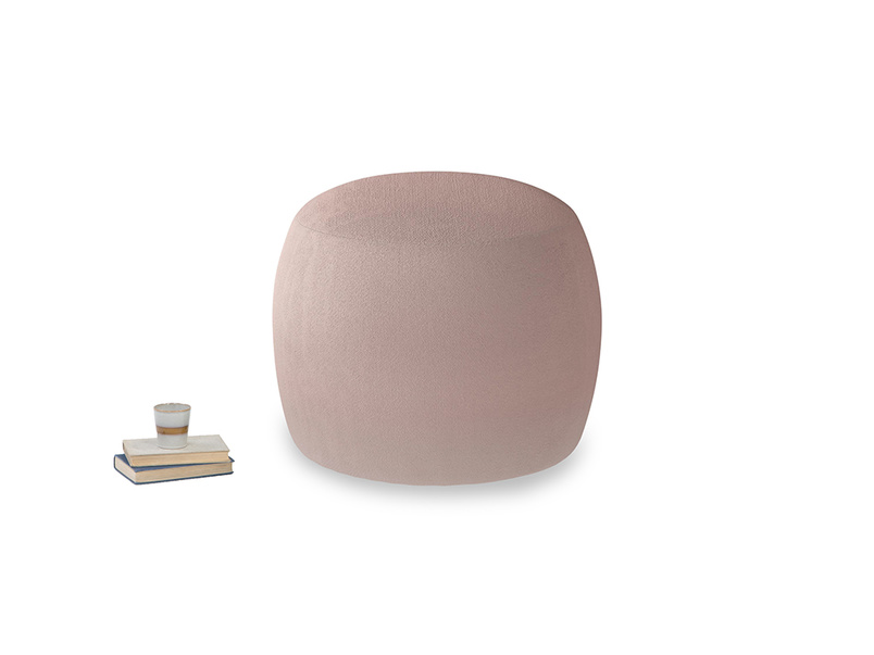 Little Cheese in Rose quartz Clever Deep Velvet