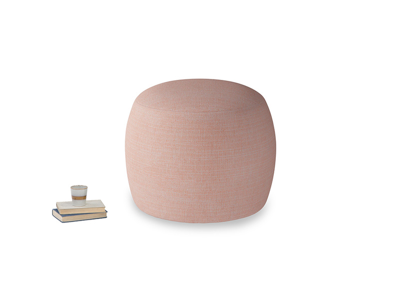 Little Cheese in Tuscan Pink Clever Softie