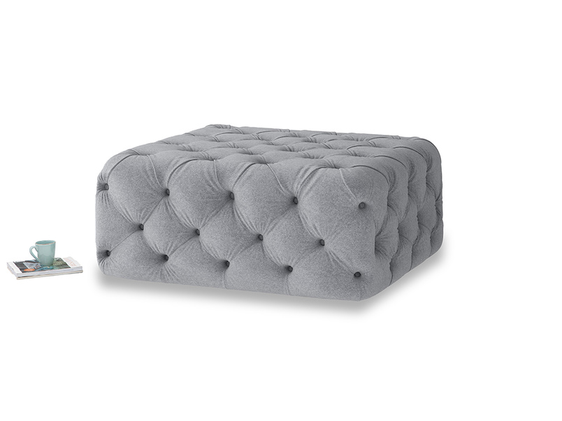 Oops-a-Lazy in Dove grey wool