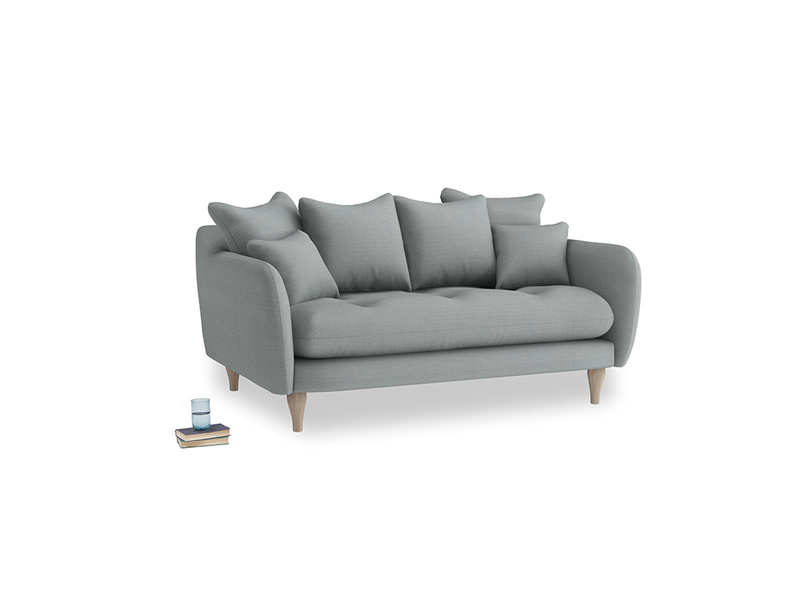 Small Skinny Minny Sofa in Armadillo Clever Softie