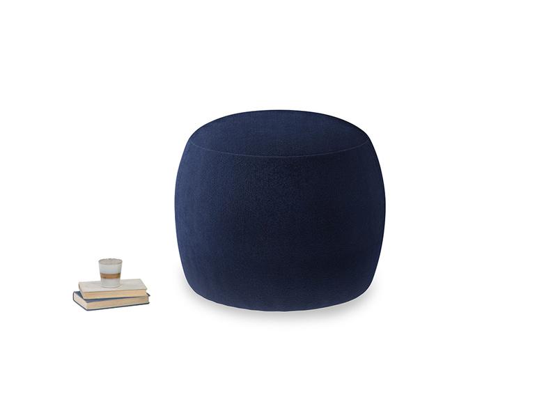 Little Cheese in Goodnight blue Clever Deep Velvet