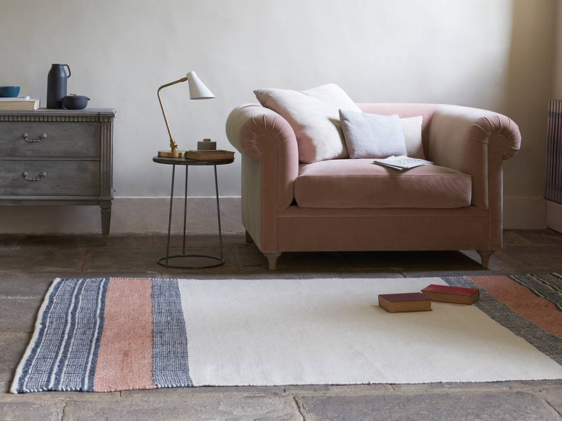 Siesta colourful floor rug