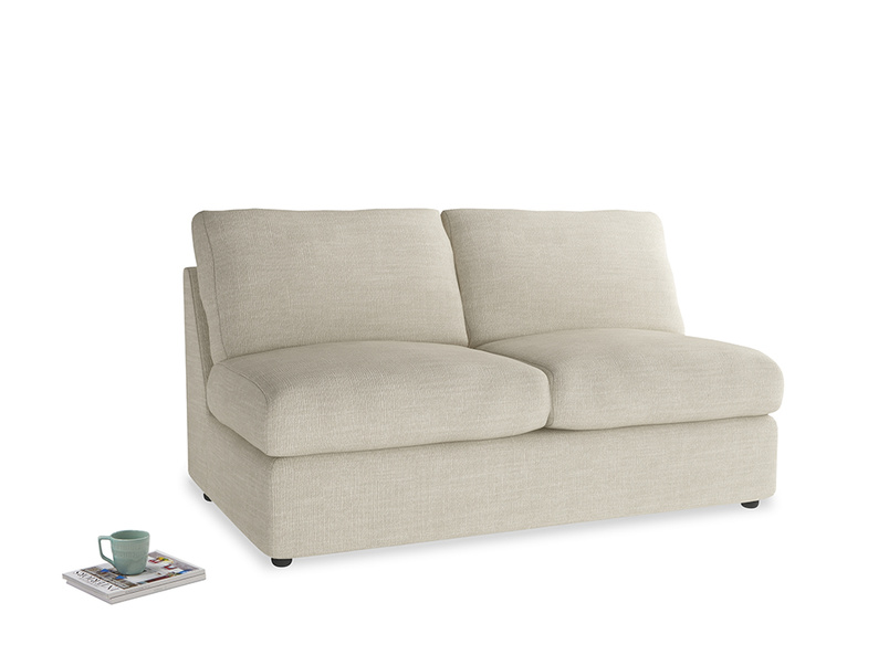 Chatnap Sofa Bed in Shell Clever Laundered Linen