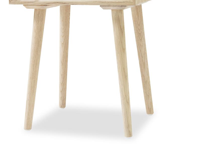 Little Trixie side table leg detail