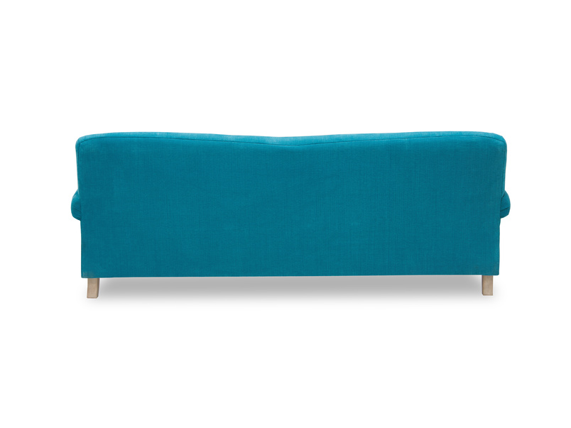 Crumpet sofa - back detail
