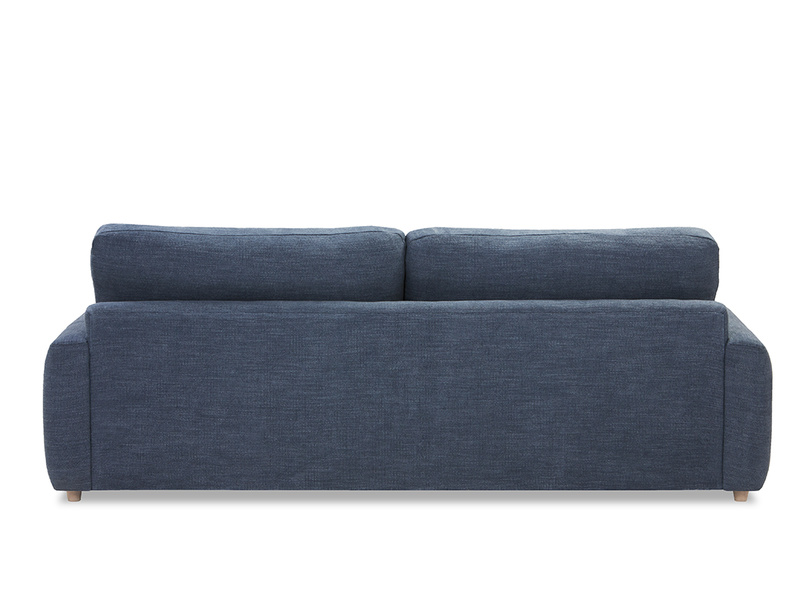 Easy Squeeze sofa back detail