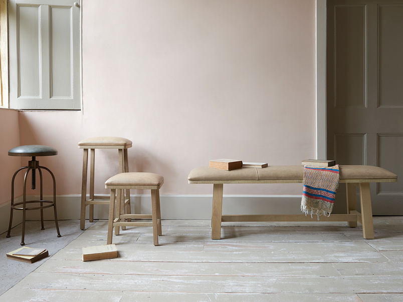 Kitchen stool and bench range