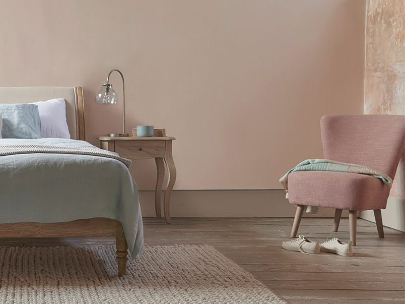 Darcy French style wooden bed