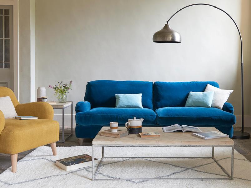 Jonesy low arm sofa