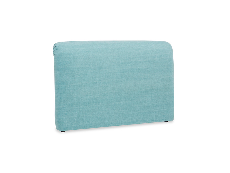 Cookie Upholstered Headboard full angled