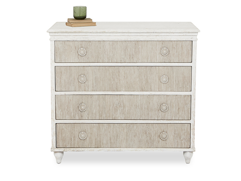 Tilda bedroom chest of drawers front