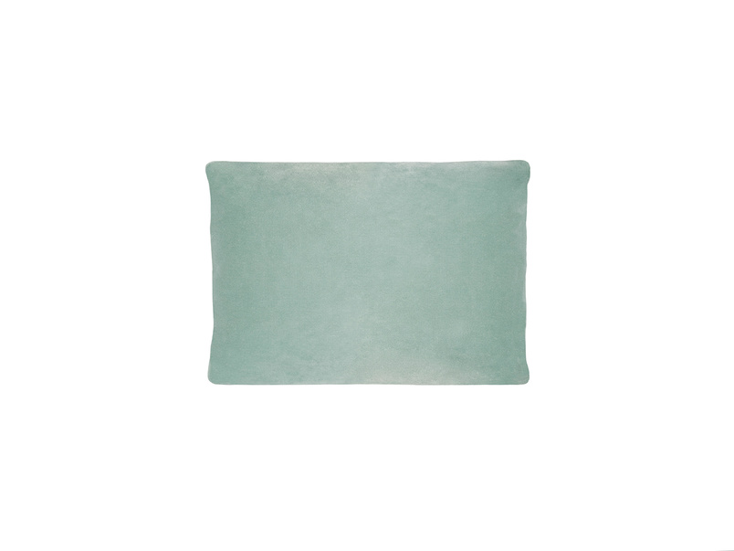 Stretch Double Deuce in Greeny Blue Clever Deep Velvet