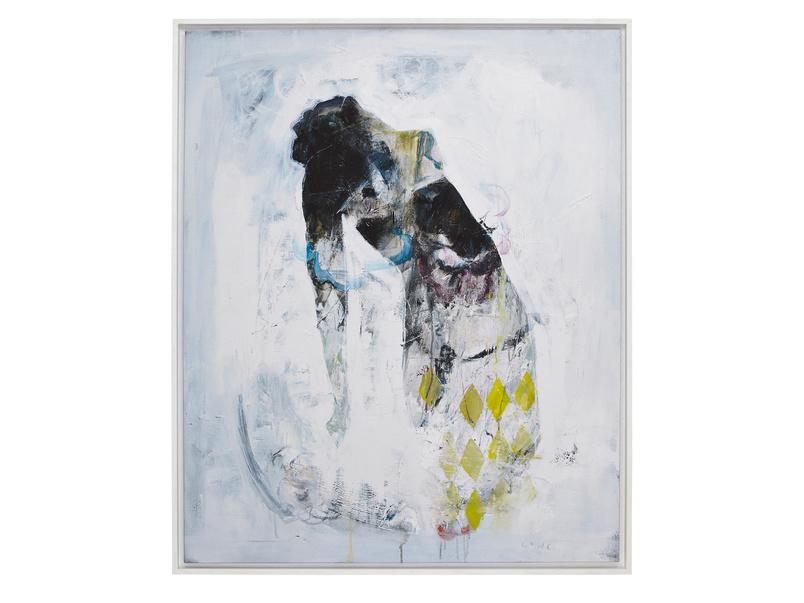 Beautiful Ben Lowe Skin so Thin art canvas print