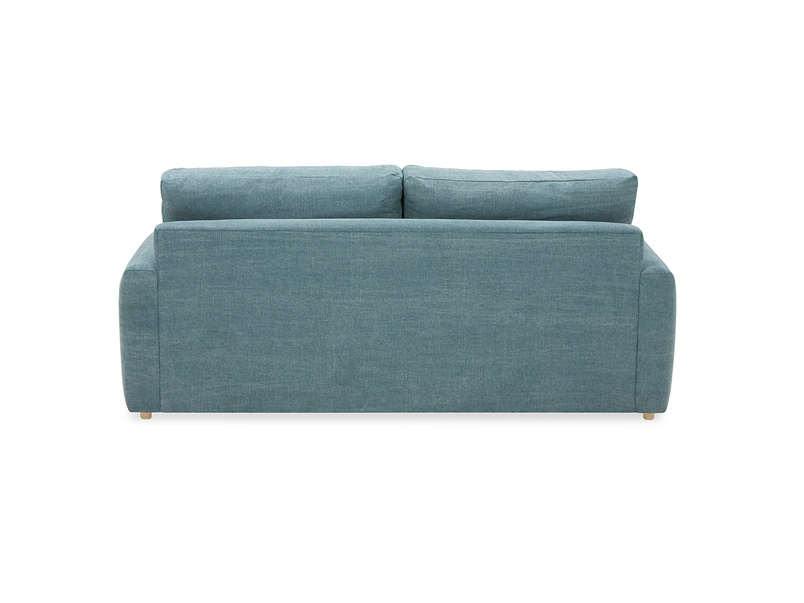 Easy Squeeze Sofa Bed back
