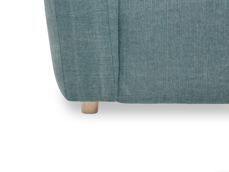 Easy Squeeze Sofa Bed leg detail