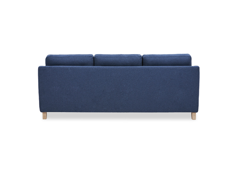Slim Jim Chaise Sofa back