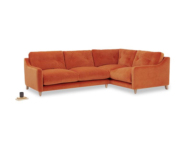 Slim Jim Corner Sofa angled